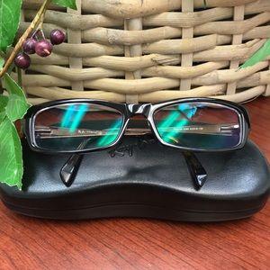 Ray Ban Titanium Tortoise Shell Glasses